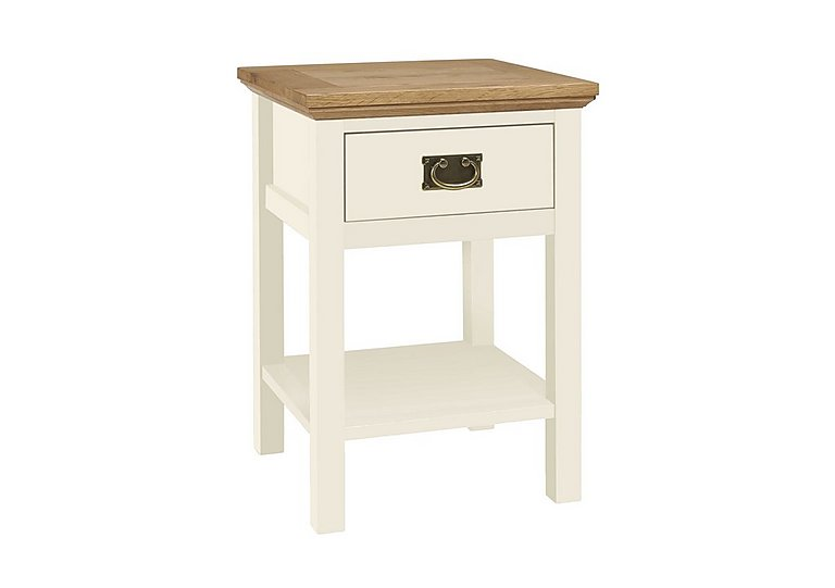 Compton Lamp Table in Two Tone on FV