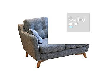 Cosenza Small Sofa in T222   Clear Matt Only on FV