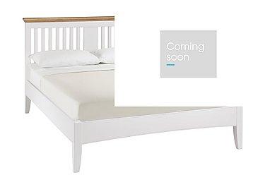 Emily Wooden Bed Frame in  on FV