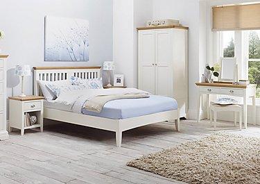 Emily Bed Frame in  on Furniture Village
