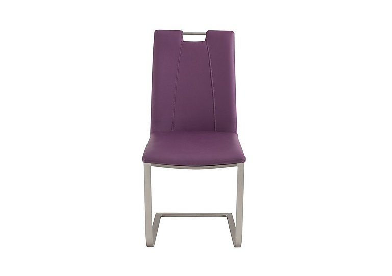 Grande Dining Chair in Aubergine on FV