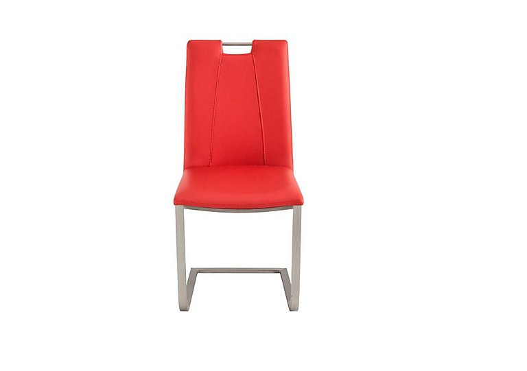 Grande Dining Chair in Scarlet on FV