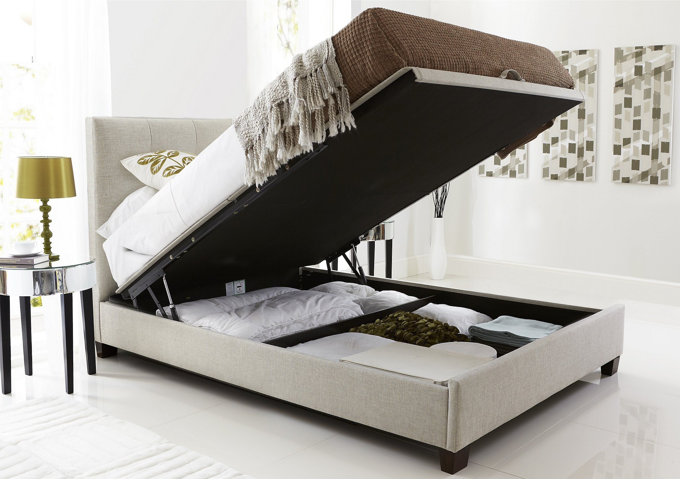 Ottoman For Bedroom Hadley Ottoman Bed Frame Furniture Village