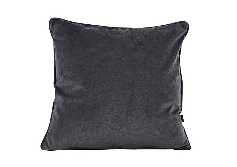 Hudson Cushion in Grey on Furniture Village