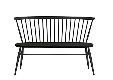 Originals Colour Love Seat in Black   Bk on FV