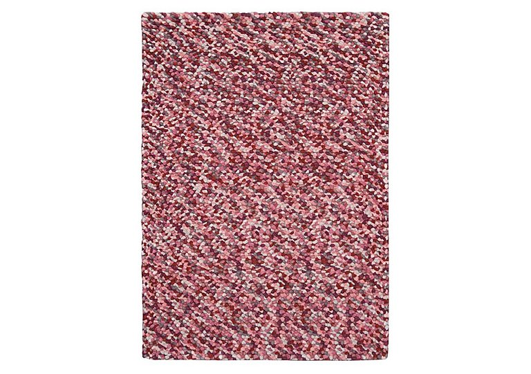 Paradise Rug in Pink on Furniture Village