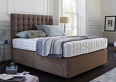 Revive Luxury Silk Pocket Sprung Divan Set in  on FV