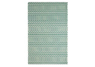 Serenity Rug in Green on FV