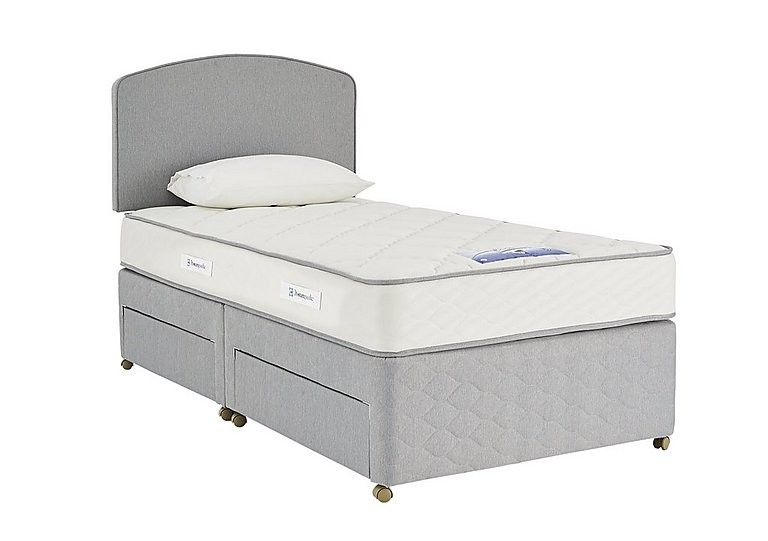 Sealy Solo Luxury Divan Set for £469