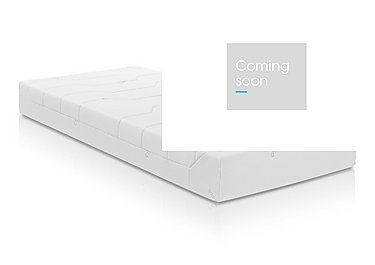 Sensation 22cm Memory Foam Mattress in  on FV