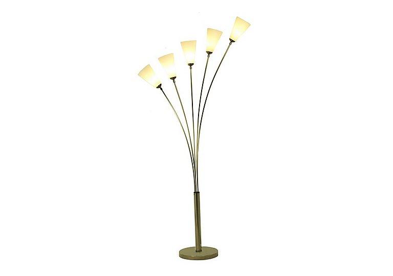 Tulip Floor Lamp in White on FV
