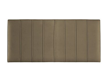 Weydon Headboard in Herringbone Clay on FV