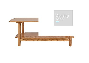 Windsor Coffee Table in Straw Finish (St) on FV