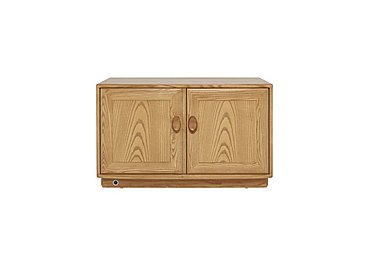 Windsor IR TV Cabinet in Straw Finish (St) on FV