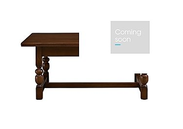 Old Charm Coffee Table in Light Oak Traditional on FV