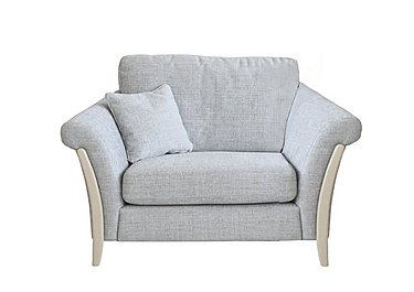 Triggiano Snuggler Chair in T311   Clear Matt Only on FV