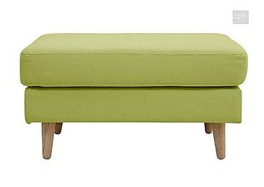 Alva Fabric Footstool  in {$variationvalue}  on FV