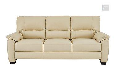 Apollo 3 Seater Leather Sofa  in {$variationvalue}  on FV