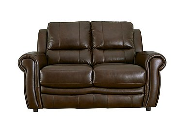 Arizona 2 Seater Leather Recliner Sofa