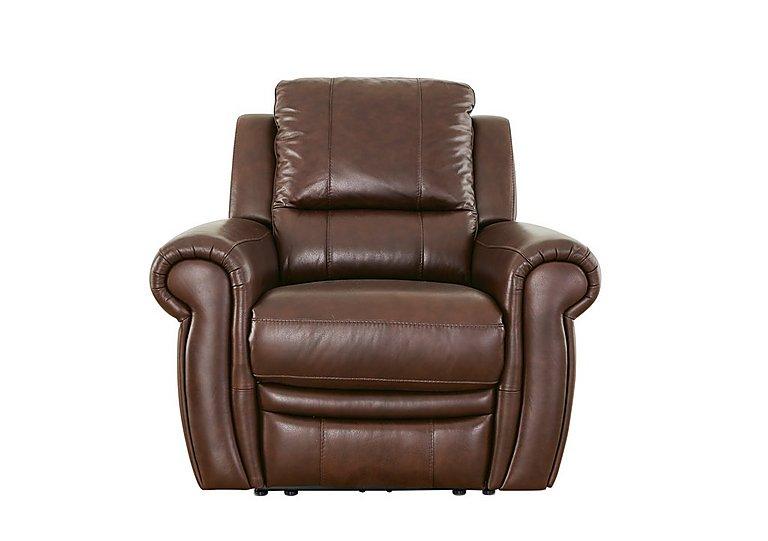 Arizona Recliner Leather Armchair