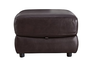 Arizona Leather Storage Footstool in  on FV