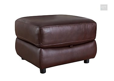 Arizona Leather Storage Footstool  in {$variationvalue}  on FV
