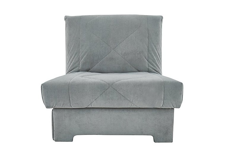 Aztec Single Fabric Sofa Bed in A312 on FV