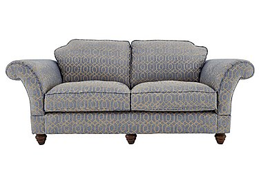 Bancroft 4 Seater Fabric Sofa