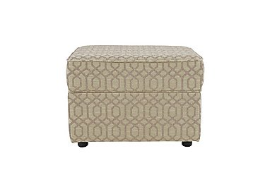 Bancroft Fabric Storage Footstool