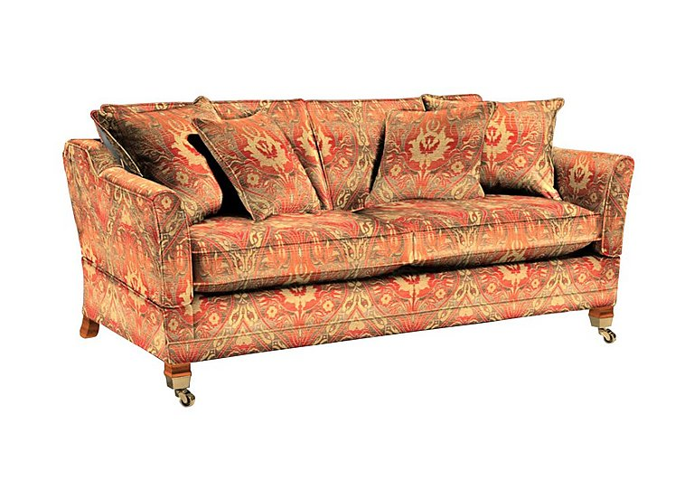 Belgrave 3 Seater Fabric Sofa