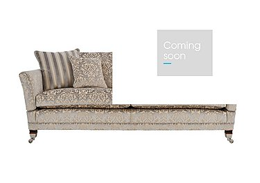 Berkeley 2.5 Seater Fabric Sofa in Fairweather Mother Of Pearl on FV