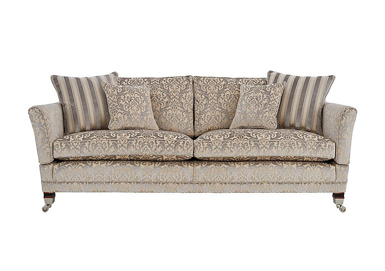 Berkeley 2 5 seater fabric sofa duresta furniture village for Furniture village sofa