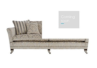 Berkeley 4 Seater Fabric Sofa in Fairweather Mother Of Pearl on FV