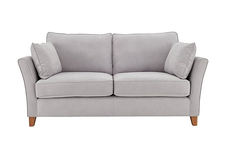 High street bond street 2 seater fabric sofa furniture for Furniture village sofa