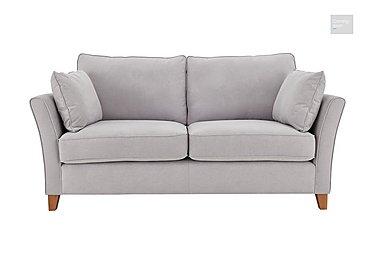 High Street Bond Street 2 Seater Fabric Sofa  in {$variationvalue}  on FV