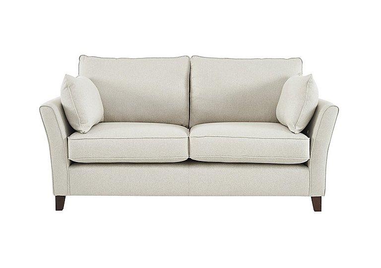High Street Bond Street 3 Seater Fabric Sofa in Denbigh Ecru on FV
