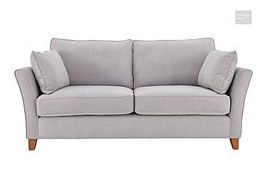 High Street Bond Street 3 Seater Fabric Sofa  in {$variationvalue}  on FV