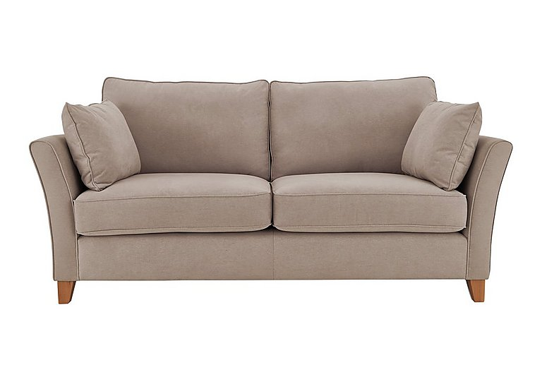 High Street Bond Street 3 Seater Fabric Sofa
