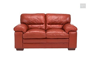 Carolina 2 Seater Leather Sofa  in {$variationvalue}  on FV