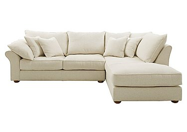 Catalina Corner Sofa in F1401l on Furniture Village