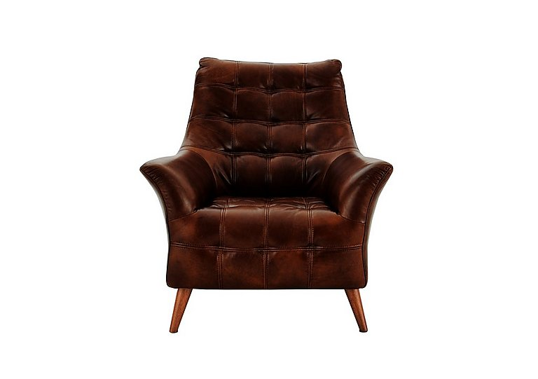 Chaser Leather Armchair