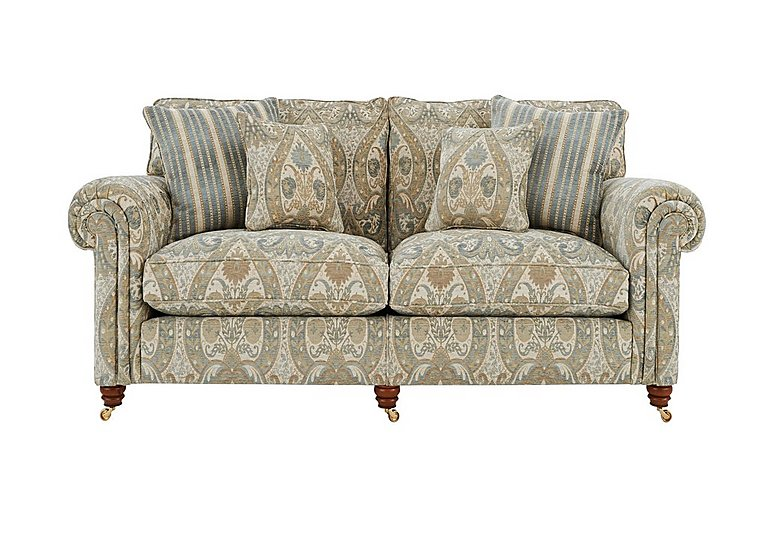 Chelsea village 2 seater fabric sofa duresta furniture for Furniture village sofa