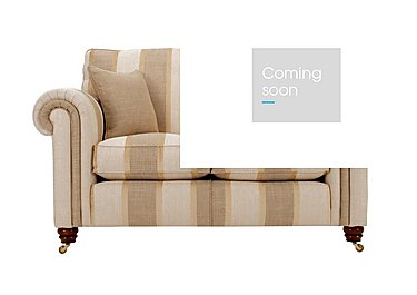 Chelsea Village 2 Seater Fabric Sofa in Tangmere Ermine Linen on FV
