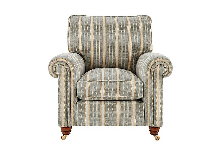 Chelsea Village Fabric Armchair