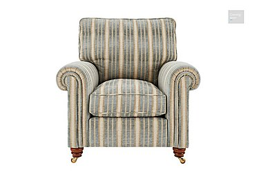 Chelsea Village Fabric Armchair  in {$variationvalue}  on FV