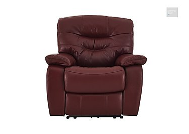 Relax Station Cozy Leather Recliner Armchair  in {$variationvalue}  on FV