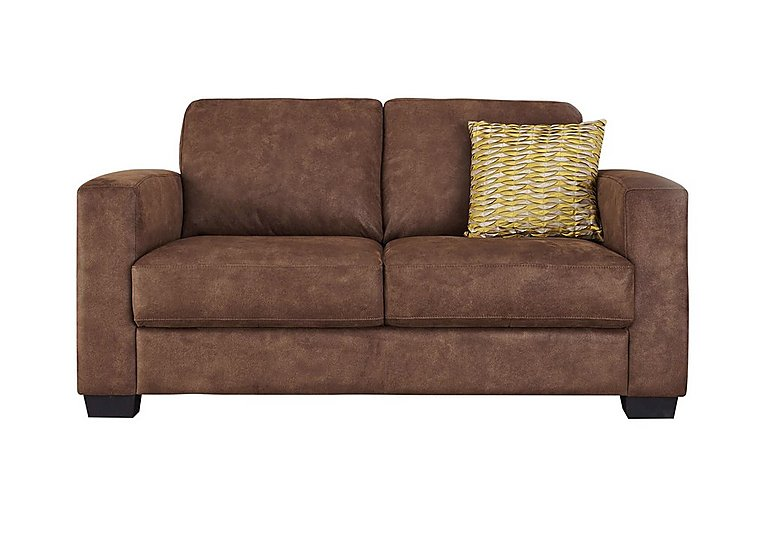 Dante 2 Seater Fabric Sofa in Bfa-Blj-R05 Hazelnut on FV
