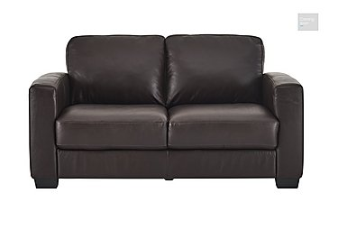 Dante 2 Seater Leather Sofa  in {$variationvalue}  on FV