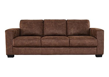 Dante 3 Seater Fabric Sofa