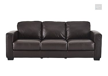 Dante 3 Seater Leather Sofa  in {$variationvalue}  on FV